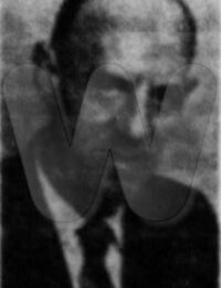Julius Sandberg (billede fra Fyns Social-Demokrat, 7. sept 1956)