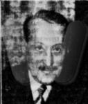 Portræt - Asker Michelsen - Aftenbladet - 20. februar 1935