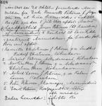 Skifte - Jørgen Pedersen - Asminderød - 1913