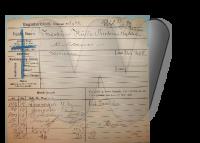 Hulda Jacobsen registerblad